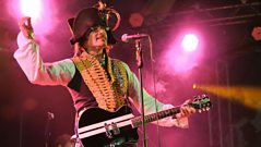 Adam Ant - Interview with Stuart Maconie