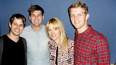 Foster the People - Edith Bowman interview