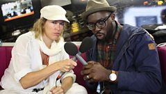 Ghostpoet - Interview with Cerys Matthews