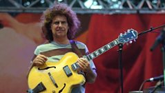 Pat Metheny - interview with Jamie Cullum