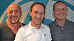 Orbital - Interview with Steve Lamacq