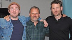 Kaiser Chiefs - Interview with Mark Radcliffe
