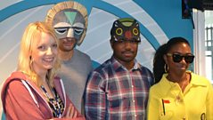 SBTRKT - Interview with Lauren Laverne