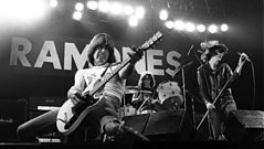 Tommy Ramone on the Ramones