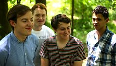 Bombay Bicycle Club Tell Huw About Their New Album