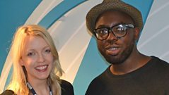 Ghostpoet - Interview with Lauren Laverne