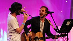 James Morrison and Shlomo