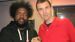 Questlove in the house!