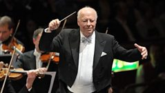 Watch MaestroCam: Bernard Haitink conducts Brahms Symphony No. 3
