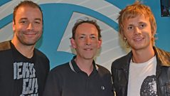 Muse - Interview with Steve Lamacq