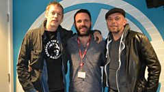 Ride chat to Shaun about their first gigs in 20 years