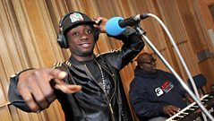 Stylo G in the Live Lounge