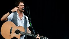 Frank Turner - Reading Festival 2011 highlights