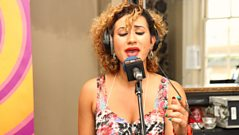Cleo Sol performs High live at Notting Hill Carnival