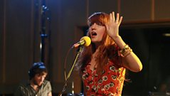 Florence Welch chats to Zane