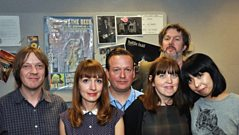 Comet Gain - Interview with Marc Riley