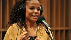 Ms Dynamite in the Live Lounge