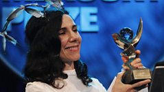 PJ Harvey on winning her second Mercury Prize