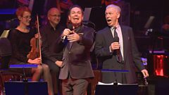 Kurt Elling and Georgie Fame sing Minnie The Moocher