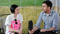 Electric Picnic '11 - Day One Highlights