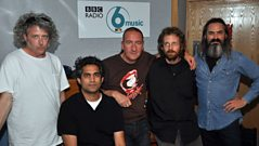 Wooden Shjips – Interview with Marc Riley