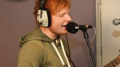 Ed Sheeran Live Lounge