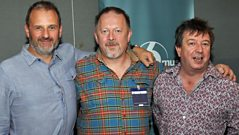 808 State's Graham Massey - Interview with Radcliffe & Maconie