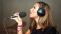 Leona Lewis on Collide