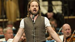 "Alfie Boe, ""Bring Him Home"" for Last Night Of The Proms"