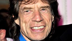 When Simon Met Sir Mick Jagger