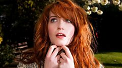 Florence Welch chats with Zane about her new album