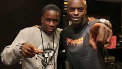 Tinchy Stryder - interview with Trevor Nelson