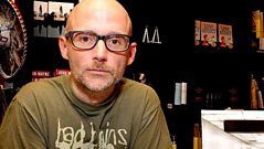 Moby on working with his heroes