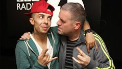 Dappy Joins Chris