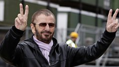 Ringo Starr on the Beatles split