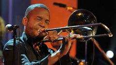 Trombone Shorty chats to Jools Holland