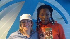 Fatoumata Diawara - Interview with Cerys Matthews