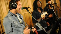 James Morrison in the Live Lounge (Interview only)