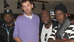 Boyz II Men: pre MOBO interview and acapella snippet!