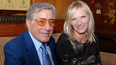 Tony Bennett chats with Jo Whiley