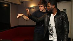 Jason Derulo Shows Greg His Moves