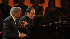 Tony Bennett chats to Jools Holland