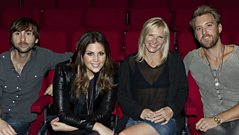 Lady Antebellum chat with Jo Whiley