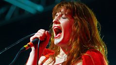Florence Welch - Interview with Jo Whiley