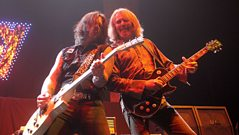 Thin Lizzy - Interview with Bob Harris