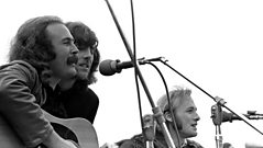 Graham Nash on band tensions