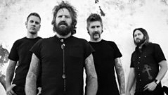 Mastodon - Interview with Zane Lowe