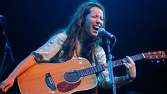 Nerina Pallot - Interview with Jools Holland