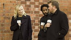 Jo Whiley chats to Elbow's Guy & Pete about growing up in Manchester