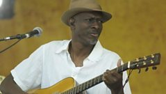 Keb Mo - Interview with Ricky Ross